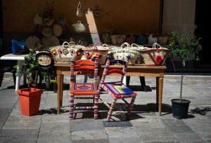 Kunsthandwerk in Palermo