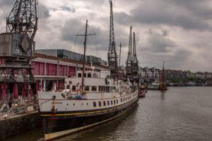 Bristol Hafen