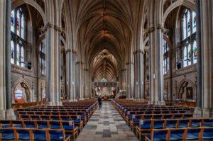 Kathedrale Bristol innen