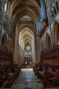 Kathedrale von Troro Innenansicht