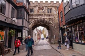 Salisbury Suedengland Stadttor