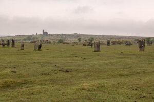 Steinkreis im Bodmi Moor