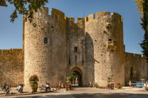 Aigues Mortes Stadttor