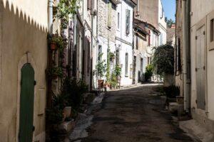 Arles In den gassen