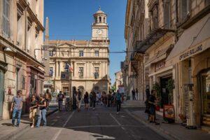 Arles Innenstadt