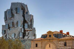 Arles LUMA Arles Kulturzentrum des 21. Jahrhunderts