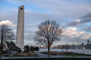 Denkmal zur Erinnerung an den Weltkrieg