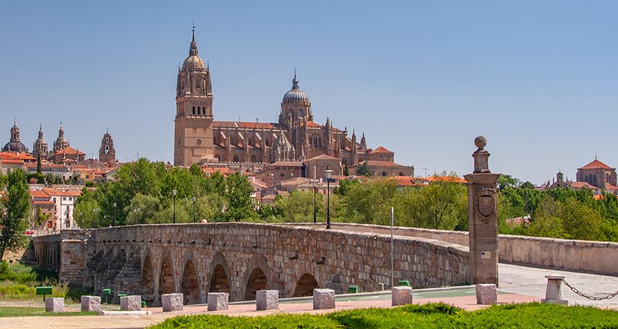 Salamanca kathedrale