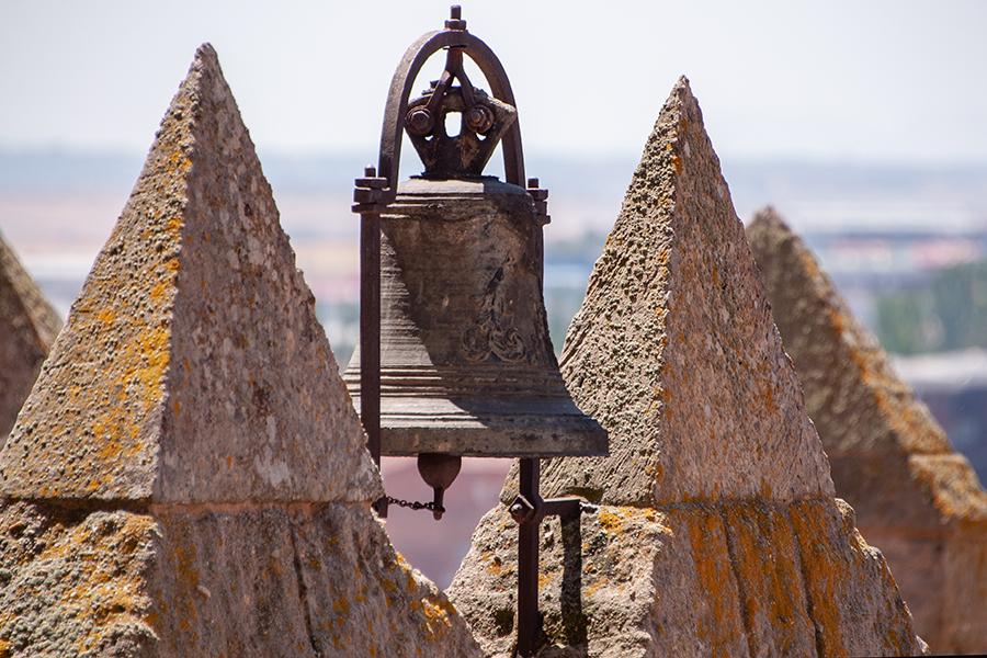 vom dach der Kathedralen hast Du einen tollen Rundumblick
