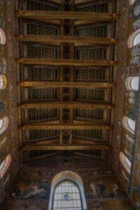 Decke der Kathedrale 1