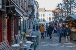 Der Weihnachtsmarkt in Bruegge