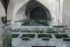 Der Waschplatz von Cefalu 1