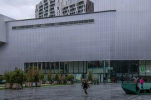 Die Kunsthal ist nicht nur wegen der Architektu bekannt 1