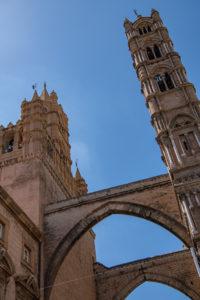 Die Türme der kathedrale