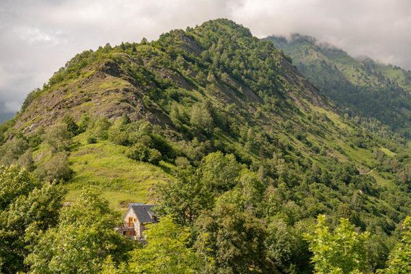 In den Pyrenäen hast Du oft wechselndes Wetter