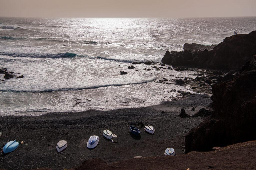 Immer eine schöne Lichtstimmung hast Du aug Lanzarote im Frühjahr und Herbst