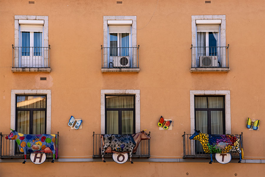 Das Dali - Dreieck - Figueres - Pubol - Port Lligat , Cadaques