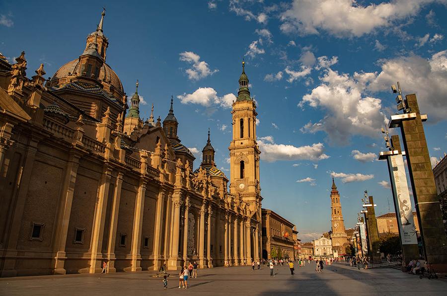 Saragossa - Zaragoza Nuestra Señora del Pilar