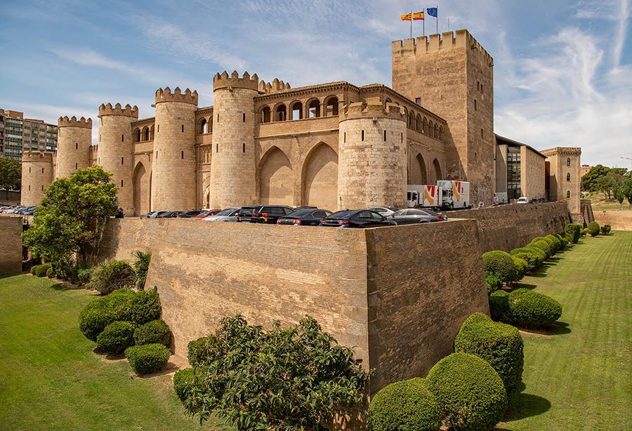 Saragossa - Zaragoza Aljaferia