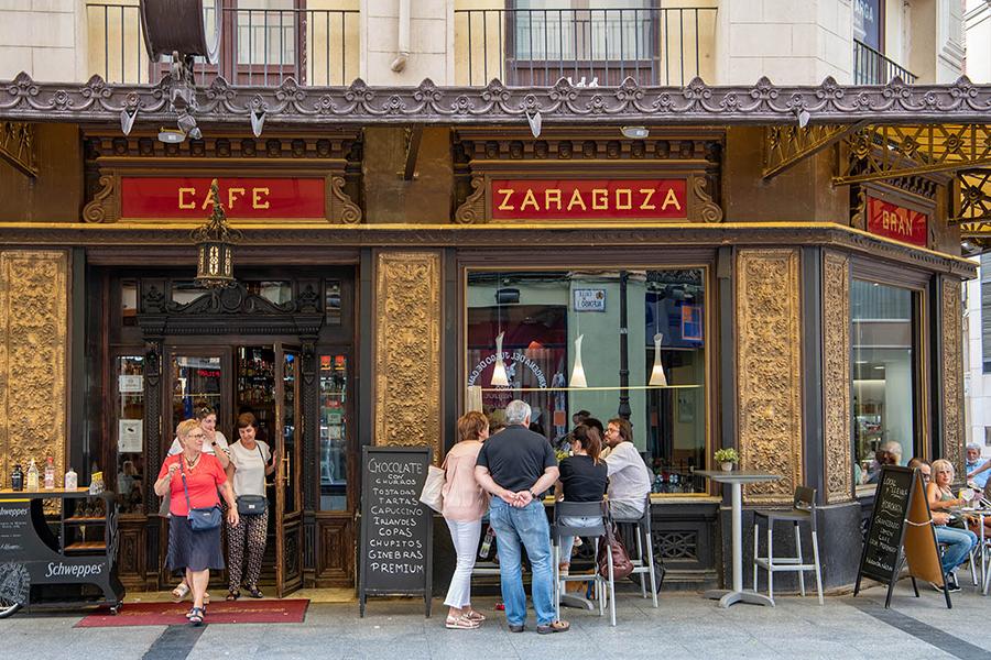 Saragossa - Zaragoza