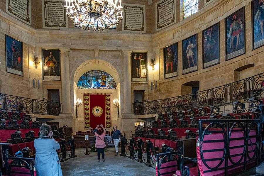 Guernica - Ratsversammlung des Baskenlandes