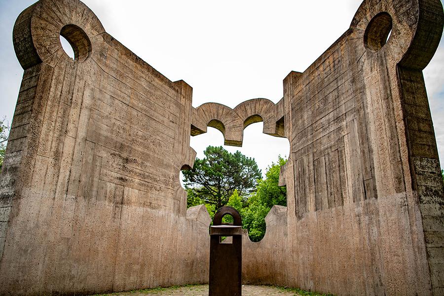 Parque de los pueblos de Europa Guernica
