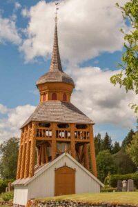 Mattmars kyrka