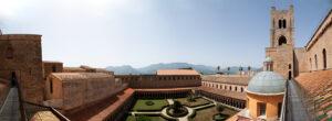 Panoramablick vom Dach der Kathedrale 1