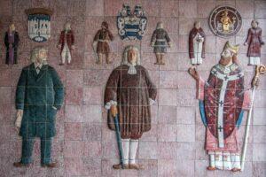 Wandkunst in Trondheim