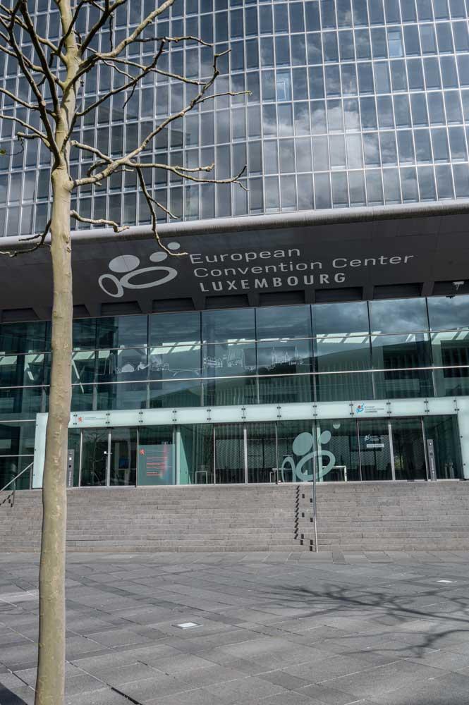 convention center in luxenburg 1