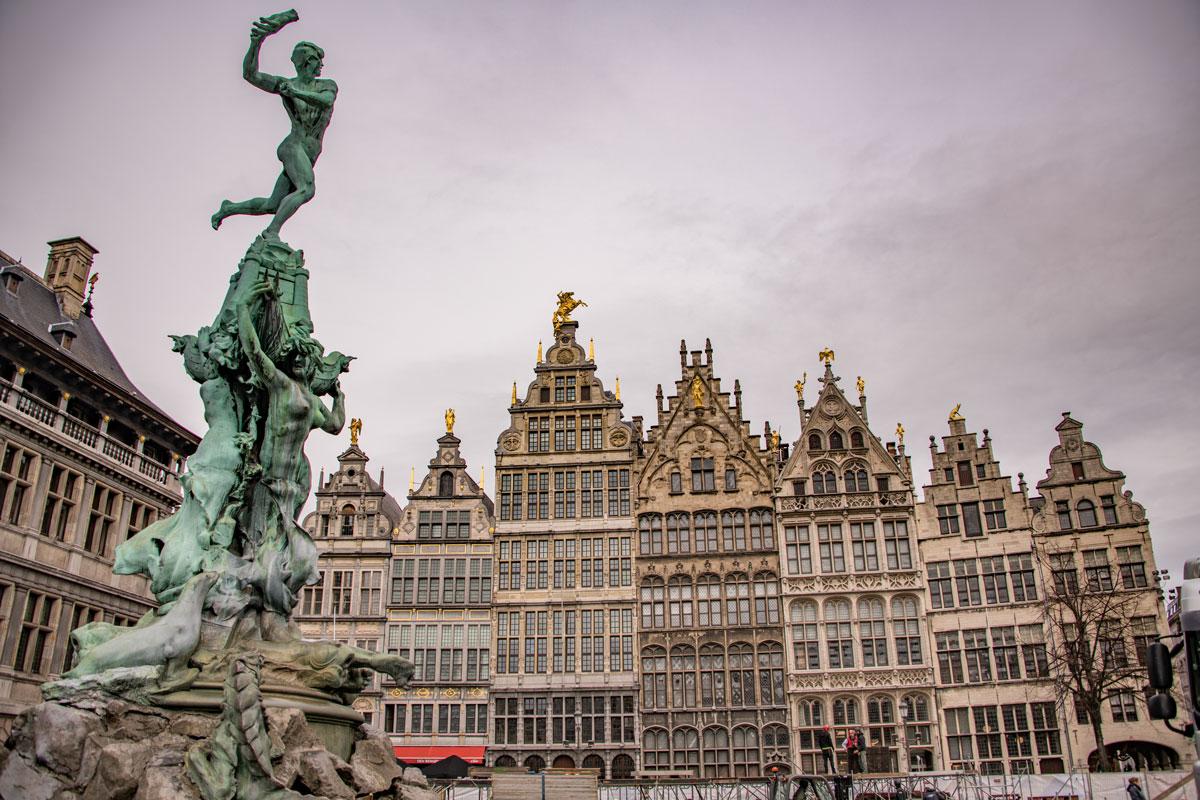 Antwerpen Kunst , Kultur und ausgehen