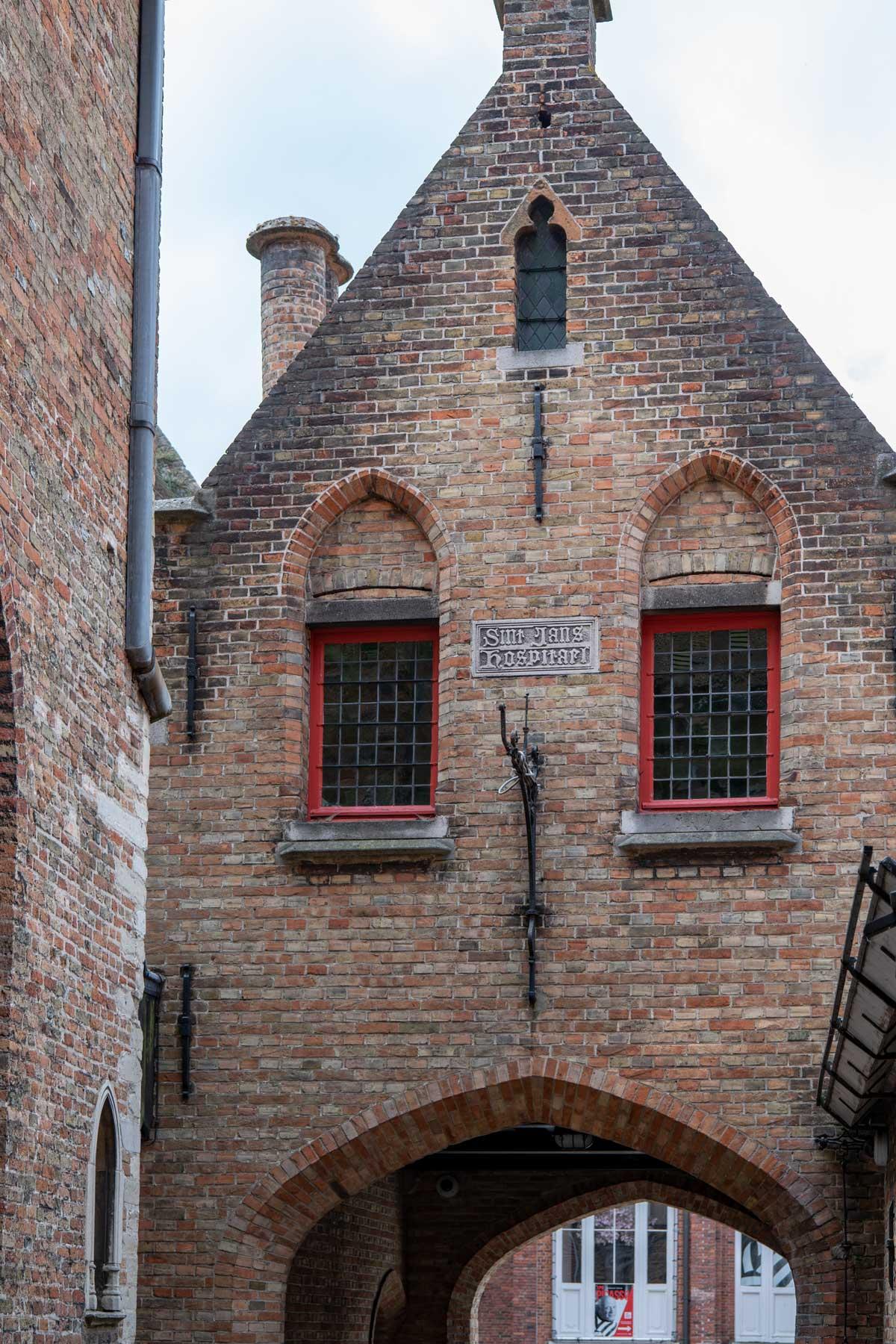 Große Teile der Altstadt von Brugge sind Unsesco Welterbe