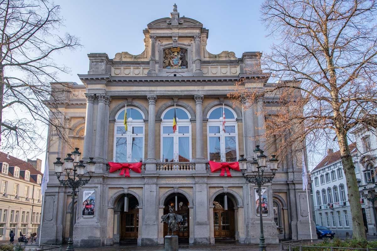 Das Theater von Brügge