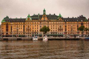 Norwegen_rundreise, ein Stop ich Stockkolm